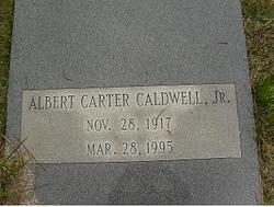 Albert Carter Caldwell, Jr