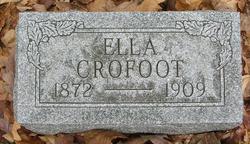 Ella L <i>Fried</i> Crofoot