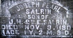 Joseph Pearl Salrin