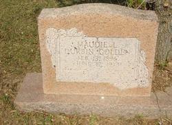 Maude L. <i>Durbin</i> Golden