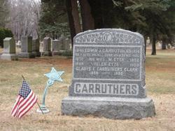 Corp Edwin J Carruthers