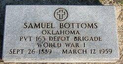 Samuel Bottoms