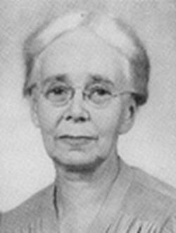 Emma Lucy Braun