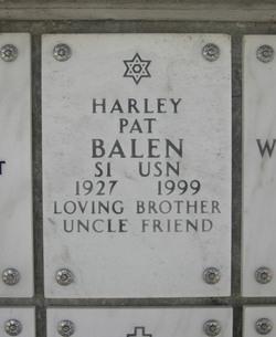 Harley Pat Balen