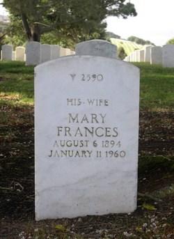 Mary Frances Elliott