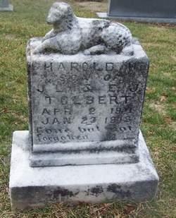 Harold Tolbert