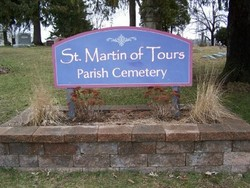 Saint Martin of Tours Cemetery
