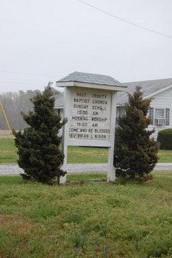 Holy Trinity Baptist Church Cemetery