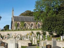 Fyvie Cemetery