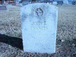 John Logan Francis