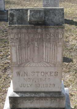 William Newton Stokes