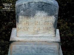Byrd S. Hanks