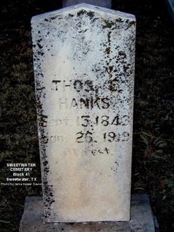 Thomas Eli Hanks