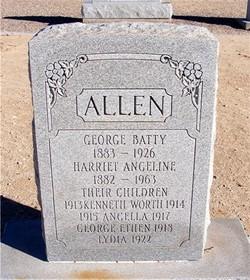 George Batty Allen