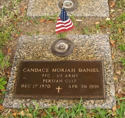 PFC Candace Moriah Daniel