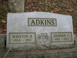 Hannah <i>Coleman</i> Adkins