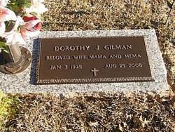 Dorothy <i>Johnson</i> Gilman