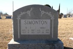William Thomas Simonton
