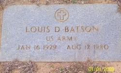 Louis David Batson