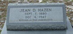 Jean Daniel Hazen