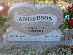 Wanda <i>Cooper</i> Anderson