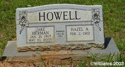 Hazel <i>Abernathy</i> Howell