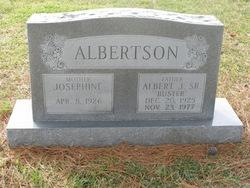 Albert J 'Buster' Albertson, Sr