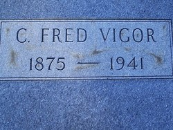 C. Fred Vigor