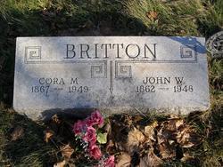 John W Britton