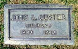 John L Custer