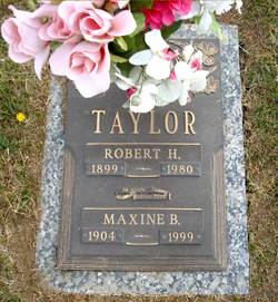 Maxine B Taylor
