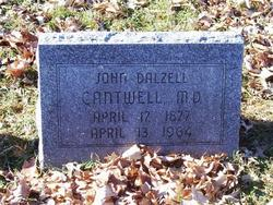 Dr John Dalzell Cantwell