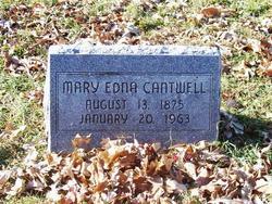 Mary Edna <i>Taylor</i> Cantwell