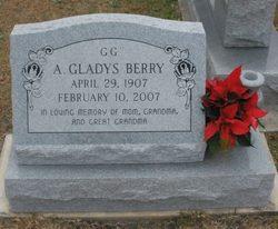 A. Gladys Berry