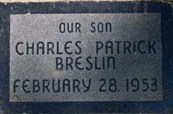 Charles Patrick Breslin