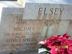 Eunice <i>Myers</i> Elsey