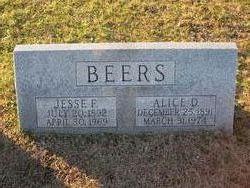 Alice D Beers
