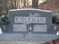Ada <i>Good</i> Coleman