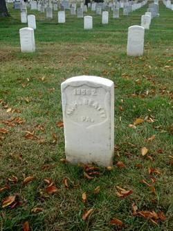 Pvt Miles H. Beatty