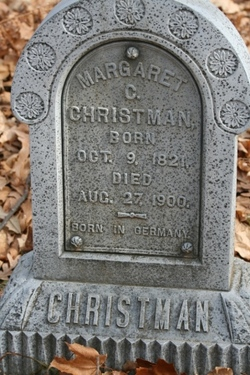 Margaret C Christman