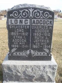 Etha I. <i>Adcock</i> Long
