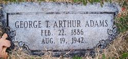 George T. Arthur Adams