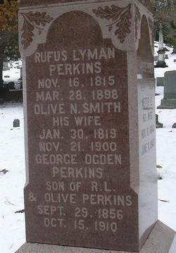 Olive N. <i>Smith</i> Perkins