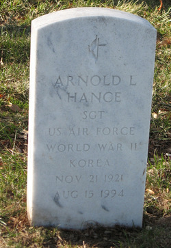 Arnold L Hance