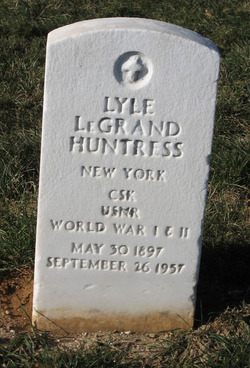 Lyle LeGrand Huntress