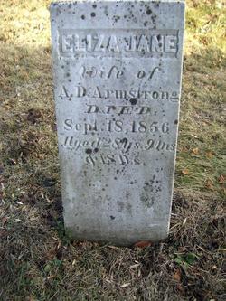 Eliza Jane Armstrong