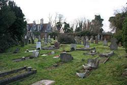 Eton Parish Cemetery