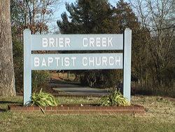 Brier Creek Baptist Church Cemetery