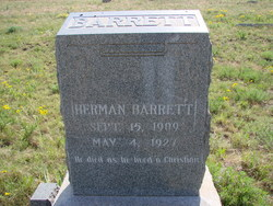 Herman Barrett