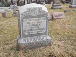 Sarah Frances <i>Graybill</i> Barnhart